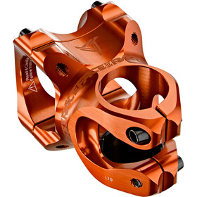 Race Face Turbine R Potence à angle ajustable Ø35mm, orange